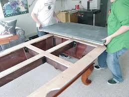 Pool table moves in Chico California